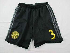 Columbus Crew SC adidas Shorts Men's Black Climacool Used Multiple Sizes