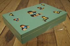 Vintage Holz Kiste Kasten Utesilo Box 50er Nostalgie Rockabilly Sortierbox Deko