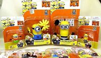 Despicable Me 3 Minions Action Figure Lot Of 10 Includes Mini And Deluxe Figures