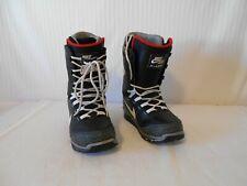 mens-NIKE AIR-KAIJU-snowboard boots(US-9)(Eu-42.5)black