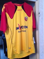 RCL / Racing Club LENS Maillot Reebok MANCHES LONGUES 2XL années 2000s neuf
