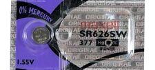 Maxell 377 Watch Batteries SR626SW SR626 V377 SR66 (Pack 1)
