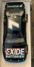 GEOFF BODINE AUTOGRAPHED 1:24 DIE CAST RACE CAR W/COA 1994 REVELL