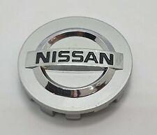 NISSAN MICRA  ALLOY WHEEL CENTRE HUB CAP SILVER  54mm