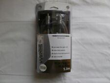 RCA Plug to RCA Plug. 5 Mtrs Long Tech Link New