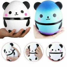 Jumbo Squishys Kawaii Galaxy Panda Egg Soft Slow Rising Stretchy Squeeze Toys