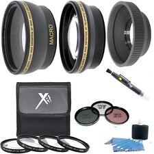 Accessory Lens Kit for Nikon D5500 D5300 D5200 D5100 D5000 D3300 D3200 D3100