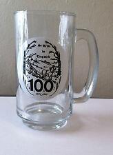 ST. REMI DE TINGWICK, QUEBEC, CANADA BEER GLASS 1884-1994