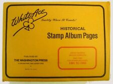 WHITE ACE - UNITED NATIONS SINGLES PAGES PART 5 - 1991 / 1993  - NEW    #WA-UNP5
