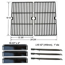 BBQ Grillware GGPL-2100 Replacement Grill Burners, Heat Plates, Grill Grates