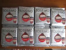 Lot of 8 - Tassimo Tim Hortons Coffee T Discs, 14 single cups each (SALE)