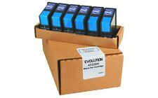 DDI Evolution LX Ink Cartridges 4550BK 6 pack, New 4550BK6, TIJ Lexmark Coding