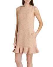 Retro Dresses for Women with Pockets Shift Dresses