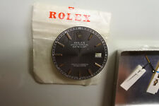Vintage Rolex Datejust Dial and Hands Reference 16220 Tapestry