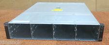 HP StorageWorks EVA4400 AG638A Storage Array Shelf With 2x Controllers, 2x PSU
