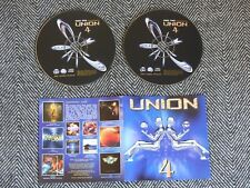 UNION - Union 4 - frontiers records - CD
