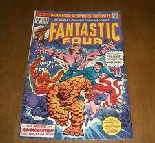 FANTASTIC FOUR COMIC BOOK No. 153 - MAHKIZMO
