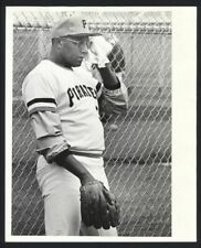 1972 Pittsburgh Pirates BOB VEALE Original Photo by Dave Pierson Type 1