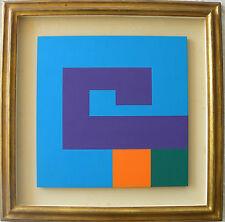 Bruno MUNARI (Milano 1907-1998) Negativo-Positivo Acrilico su tavola 50x50 1991