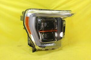 🍏21 Ford F150 King Lariat Limited Platinum Right Passenger Headlight OEM *1 TAB
