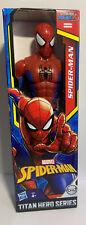 Hasbro Spider-Man Titan Hero Power FX figurine mobile compatible 30 cm Nouveau