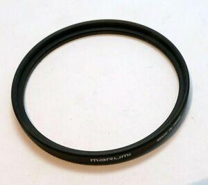 Marumi MC UV 62mm Lens Filter Genuine multi-coated DHG multi-coated