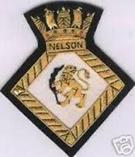 UK British HMS Royal Navy Admiral Nelson Nile Trafalgar Patch Badge Ship Sailor