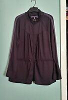 Old Navy Women's Jacket Active/Performance fit Black size XL