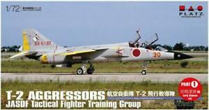 """1/72 Trainer : Mitsubishi T-2 """"Aggressors"""" TFTG [JASDF] #AC32  : PLATZ"""