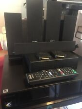 SONY HBD-E770W 3D BLU-RAY PLAYER HOME THEATER SYSTEM WITH WIRELESS S-AIR REAR SP