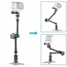 "11"" inch Articulating Magic Arm Friction Camera LED light DSLR Rig LCD Monitor"