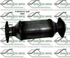 Catalytic Converter-Exact-Fit Rear Davico Exc CA 16064