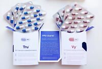Truvy *TRUVISION NEW FORMULA* TruFix TruControl Weight Loss Diet Pills (1 Month)