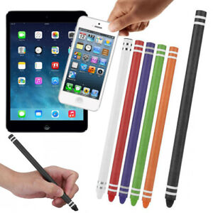1x Capacitive Stylus Drawing Pen Soft For SmartPhone Tablet Universal