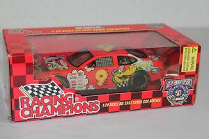 1998 Racing Champions 1:24 NASCAR Lake Speed Cartoon Network Ford Taurus #9