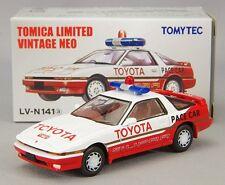 Tomytec Tomy Tomica Vintage LV-N141a Toyota Supra Pace Car  1 : 64