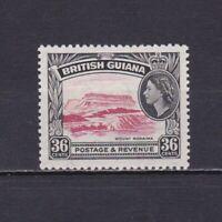 BRITISH GUIANA 1954, SG# 340, Landscape, MH