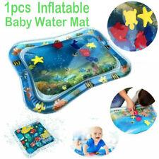 Baby Wasser Wasserkissen Spielmatte Aufblasbare Spielzeug Bauch Zeit 60x50cm