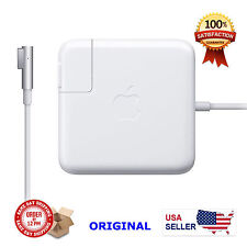 Genuine OEM Apple MagSafe1 60W Power Adapter Charger A1344 MacBook13 A1130 A1184