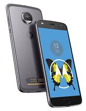 Motorola Moto Z2 Play XT1710-02 - 32GB - Lunar Gray (Verizon) - GSM Unlocked