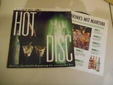 LP VA Hot Disc : Martini (12 Song) CBS OIS Picture Disc Depeche Mode OMD