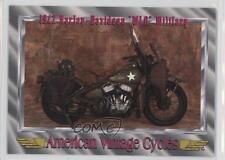 1993 #24 1942 Harley-Davidson WLA Military Non-Sports Card 0n8