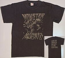 Rare T-Shirt MONSTER MAGNET (American Stoner Rock) : Last Patrol (S)