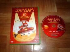 dvd SAMSAM...une journée crocochamardesque