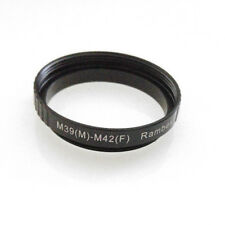 M39 x 1mm Male to M42 Female Mount thread lens Adapter converter Ring 39mm-42mm