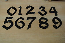Numbers Antique Style Decorative Plaques & Signs