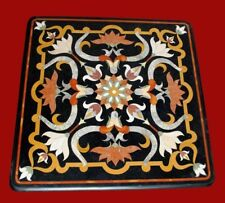 "24"" Marble Center Coffee Table Top Pietra dura Handmade Work Home Decor"