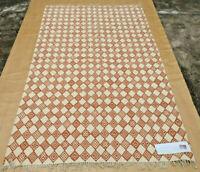 Reversible Hand Woven Wool Turkish Kilim Dhurrie Oriental Area Rug Carpet 5x8 ft