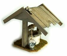 Wandkerzenhalter Wanddeko INCRETO weiß Eisen H 36cm 18x10cm Ambiente Haus