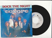EUROPE  -    Rock the night  - vinyle 1986 CBS Epic 1717